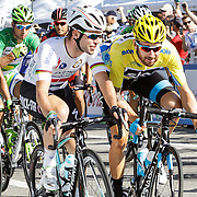 Amgen Tour of California 2014 Stage 8