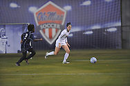 Ole Miss' Maddie Friedmann (8) vs. Jackson State in NCAA Soccer Tournament in Oxford, Miss. on Friday, November 15, 2013. Ole Miss won 9-0.