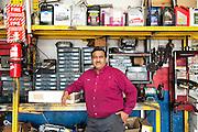 Vicente Torres at Tecnicentro Automotriz Inc.
