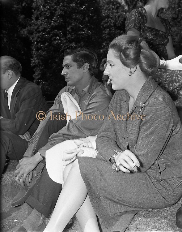 Festival of Music and the Arts Garden Party -16/06/1959