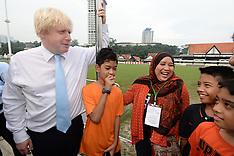 NOV 01 2014 Boris Johnson Far East Tour-Day 5