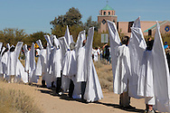 The funeral of Christina-Taylor Green, 9, who was shot to death along with five others, in an assassination attempt on congresswoman Gabrielle Giffords outside a Safeway store, took place on January 13, 2011.  Numerous others were injured in the shooting spree.  Members of the angel project, a group who says that they discourage hatred, stood vigil outside of the church.