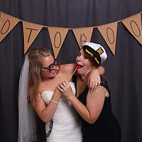 Allison & Damon Wedding Photo Booth