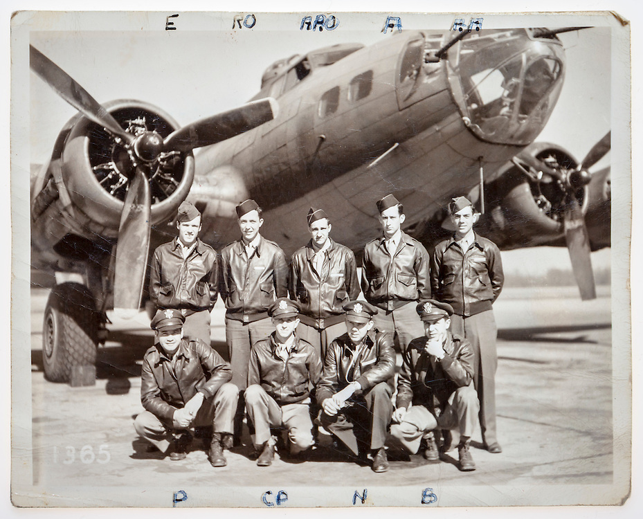 SSG Harvey Brundage's crew.