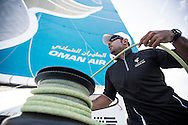 Oman Air - Musandam MOD70.<br /> Trimer Fahad Al Hasni (OMA)