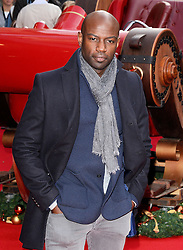 David Gyasi attends The UK Premiere of Get Santa at Vue West End, Leicester Square, London on Sunday 30th November 2014