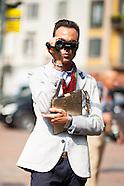 Milan Fashion Week S/S 2013