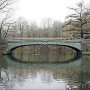 BROOKLYN, NY - 2011: Prosect Park Bridge.