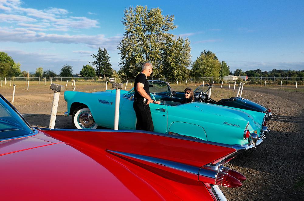 Motor Vu Drive In, Dallas, Oregon, USA