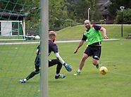 Day 4 - Dundee FC pre-season training camp in Obertraun, Austria