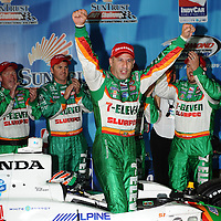 2008 INDYCAR RACING RICHMOND