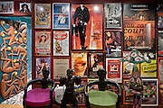 The New York City home of pioneering bond trader, art collector and multiple Tony Award-winning Broadway producer Morton Swinsky.