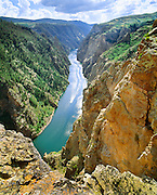 0403-1002 ~ Copyright:  George H. H. Huey ~ Morrow Point Lake.  Curecanti National Recreation Area, Colorado.