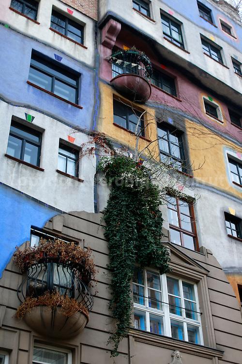 Unterwasser haus, Vienna, Austria // Unterwasser haus, Vienne, Autriche,