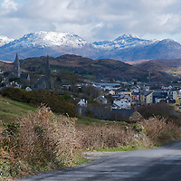 A walk to Clifden