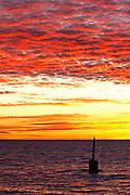 Red Cloud Cottesloe Beach
