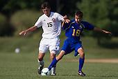 Pitman High School Boys Soccer vs Pennsville Memorial - September 11, 2013