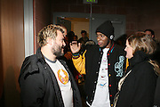 "Jack Black and MOS DEF attend the screening of their new film, ""Be Kind Rewind"" starring Jack Black, Danny Glover and Melanie Diaz at the 2008 Sundance Film Festival."