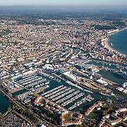 2016_10 Survol Village Vendée Globe