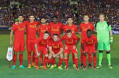 160727 LFC Tour USA Day 7 Chelsea v Liverpool