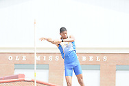 Oxford's at the Ole Miss High School Invitational Track Meet in Oxford, Miss. on Friday, March 21, 2014.
