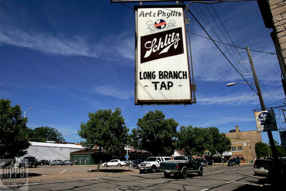 .The Long Branch Tap Rhinelander, Wisconsin.