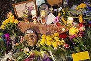 Memorial for actor Robin Williams