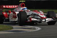 Anthony Davidson, USGP, Indianapolis Motor Speedway, Indianapolis, IN USA  6/17/07