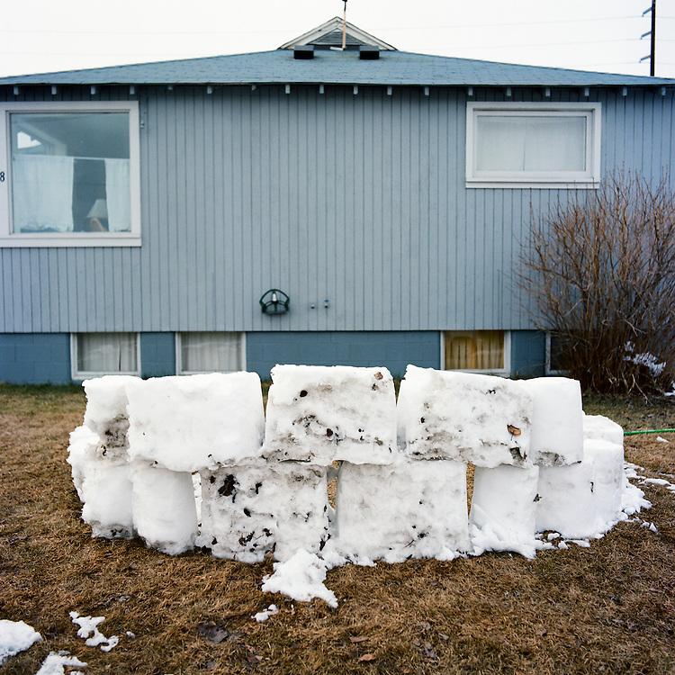 ANCHORAGE, ALASKA - 2009: