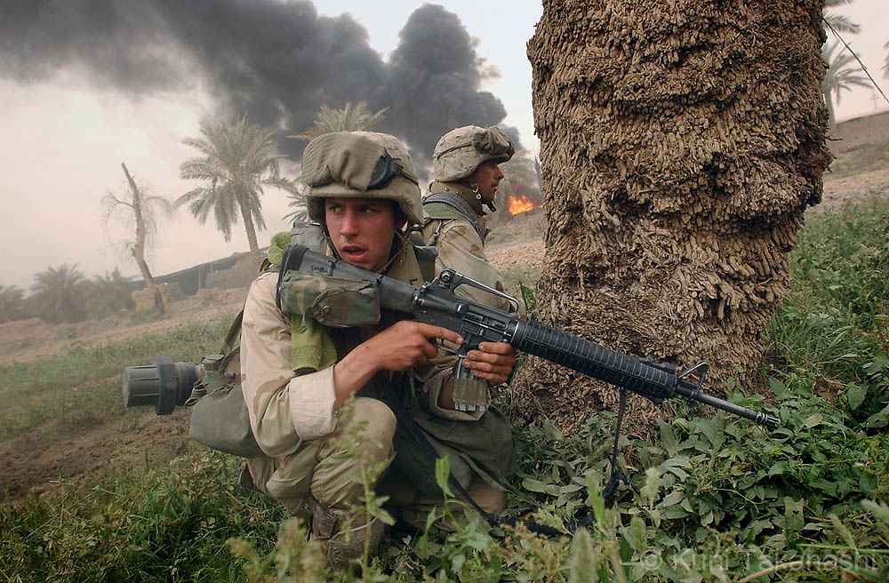 invasion of iraq 2003 essay