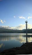 La laguna la Yeguada es un antiguo cráter volcánico de tipo estratovolcano, convertido en una laguna que se ubica en el distrito de Calobre, provincia de Veraguas, Panamá.©Andres Rivera/istmophoto.com