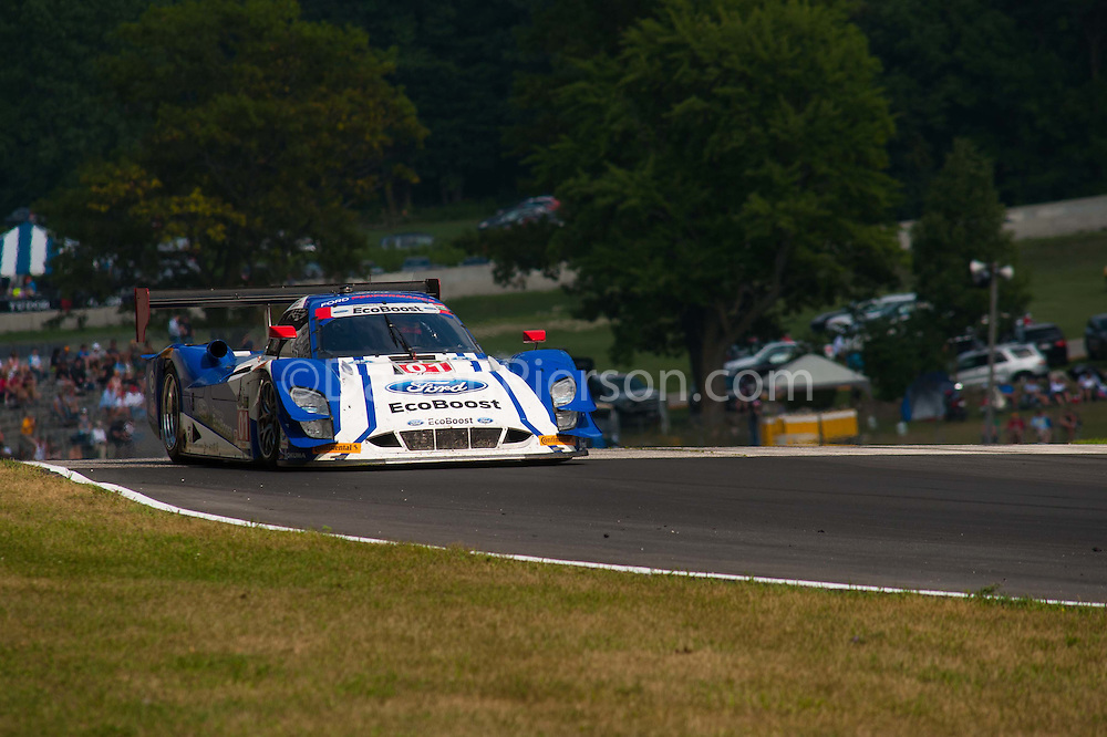 #01 Chip Ganassi Racing with Felix Sabates Riley DP: Joey Hand, Scott Pruett
