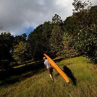 Cypress Kayaks | Kayak maker Aaron Wells
