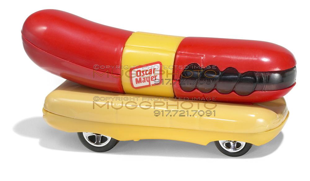 oscar mayer wienermobile toy whistle