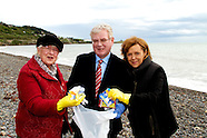 LET'S CLEAN UP DUBLIN'S BEACHES! EMER COSTELLO  Labour Party MEP for Dublin.