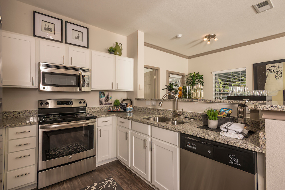 Photograph of the Creekside at Northlake Apartments for Vesta Management