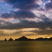 A beautiful end to another great day in Cabo San Lucas, Mexico