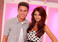 Joey Essex and Amy Childs / This Morning / Image Can be licensed for use at www.rexfeatures.com
