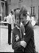 1985 - Scout Jamboree at Portumna,Galway