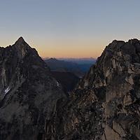 Alpine Sunset - Bugaboo Provincial Park