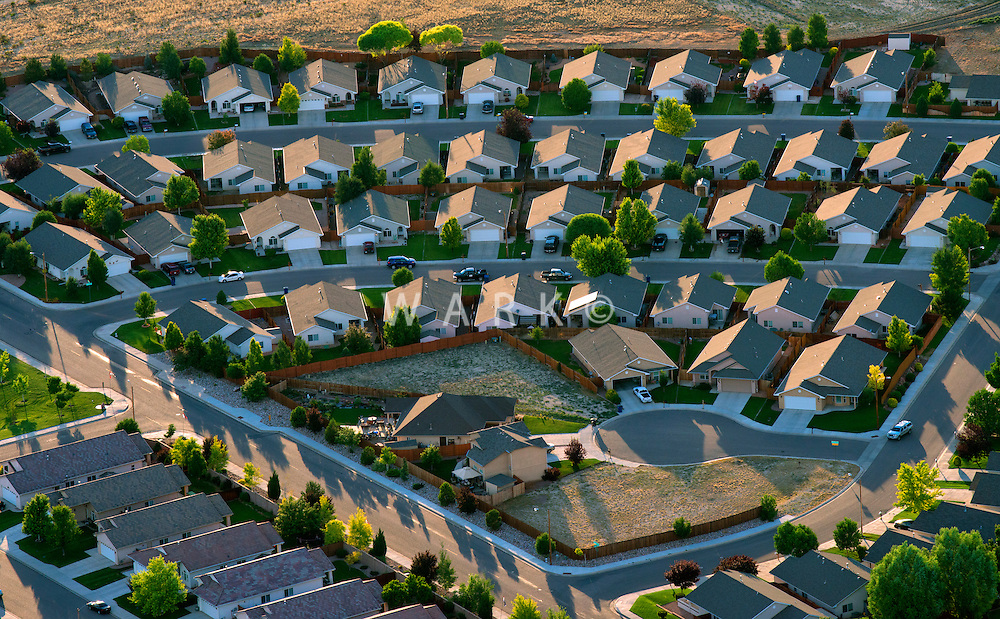 Pueblo, Colorado neighborhood.  June 2014. 85761