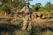Mosi oa Tunya National Parc Zambia