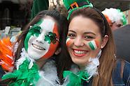 Stock images of St. Patrick's Festival, Dublin, Ireland 17.3.2012