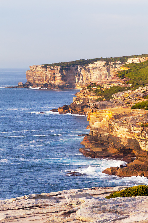 how to get to royal national park by train