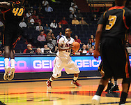 "Ole Miss' Maurice Aniefiok (12) vs. Grambling State during the first half at the C.M. ""Tad"" Smith Coliseum in Oxford, Miss. on Monday, November 14, 2011.."