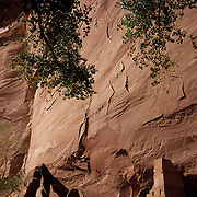 Antelope House Ruin in Canyon de Chelly was once the home of long vanished Native Americans.