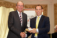 Winner of National Bravery Awards at Farmleigh House ceremony.