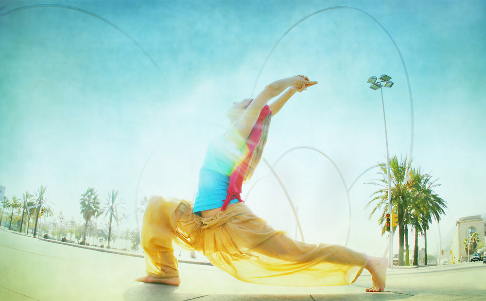 Yoga in Barcelona Project<br /> In partnership with Barcelona Yoga Conference