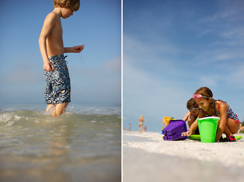 The islands of Sanibel and Captiva in Southwest Florida are home to some of the country's best family friendly beaches.