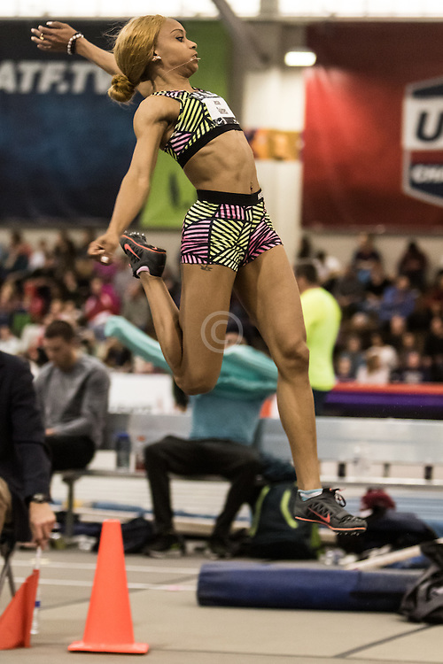 USATF Indoor Track & Field Championships: Jesse Gaines
